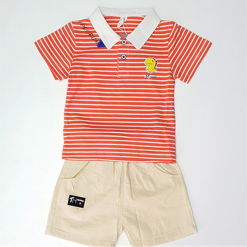 Boys T.Shirt And H.Pant Set