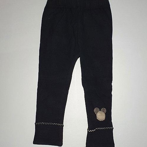 Girls Thick Leggings (With Inner Fur)