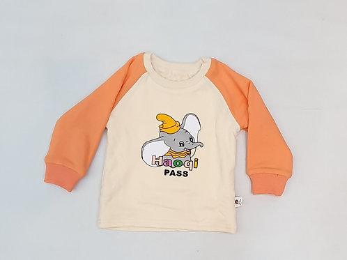 Girls Full T.Shirt (Thick)