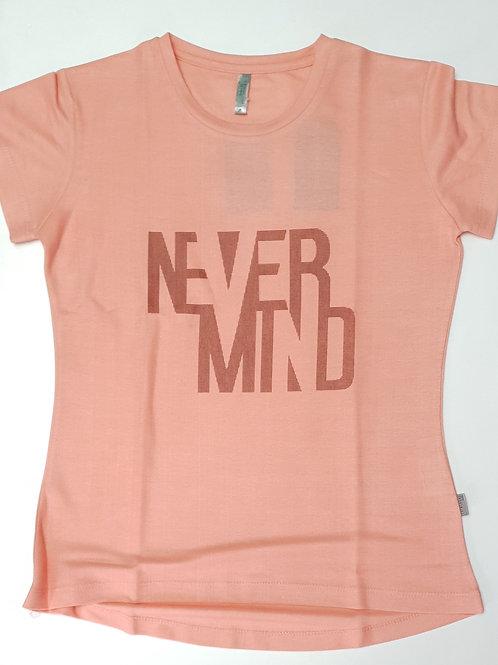 Girls Crimsoune Club Brand T-Shirt