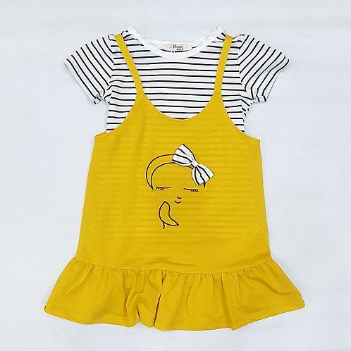 Girls T.Shirt and Skirt set