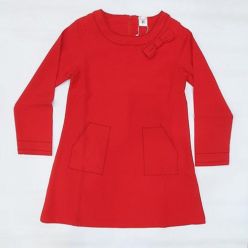 Girls Long Sleeve Dress