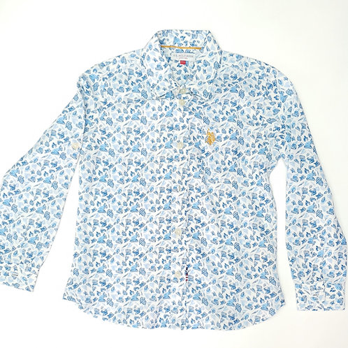 Boys US Polo Full shirt