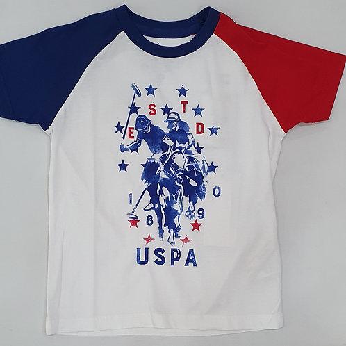 Boys US Polo T.shirt