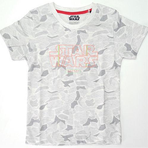 Boys Octave Brand Half T-shirt
