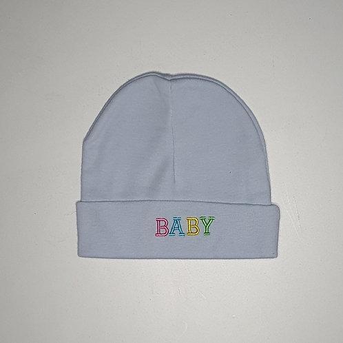 Thin Cotton Cap (Age 0-3 Months)