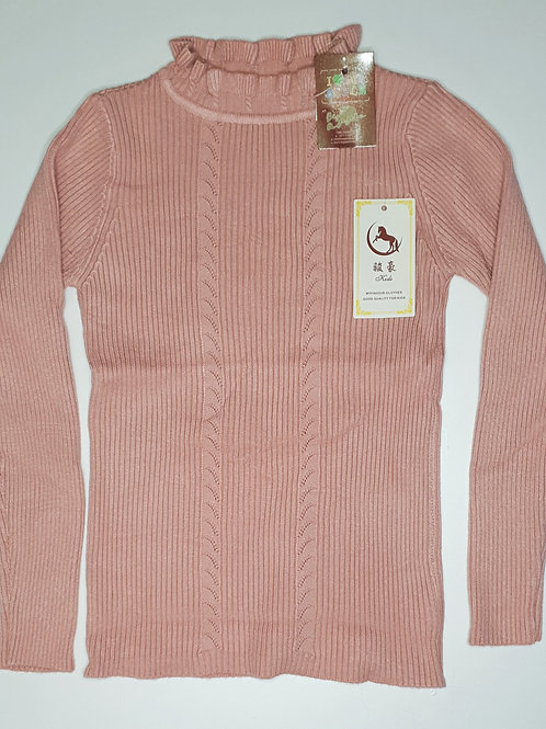 Girls Woolen Thick Sweater