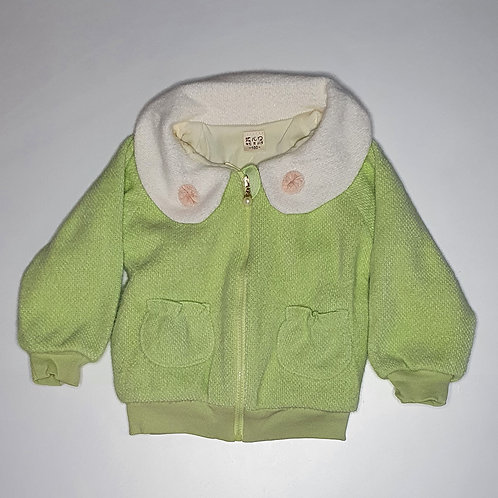 Girls Full Thick Jacket With Inner Lining