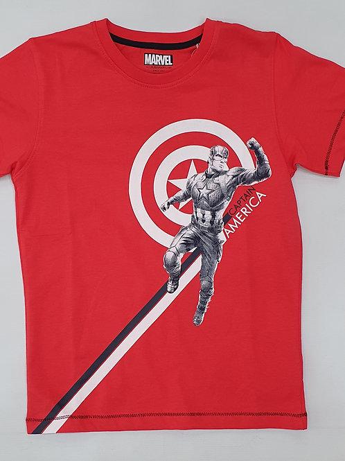 Boys Octave T.Shirt (Capt. America)