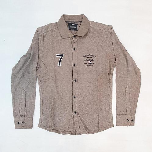 Boys Octave Brand Full Shirt