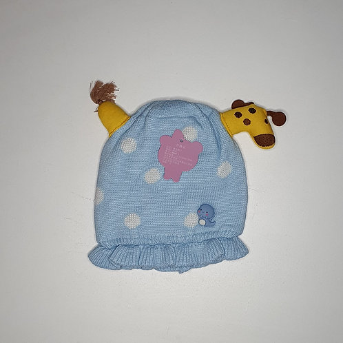 Woolen Cap With Inner Lining (Age12-18 Months)