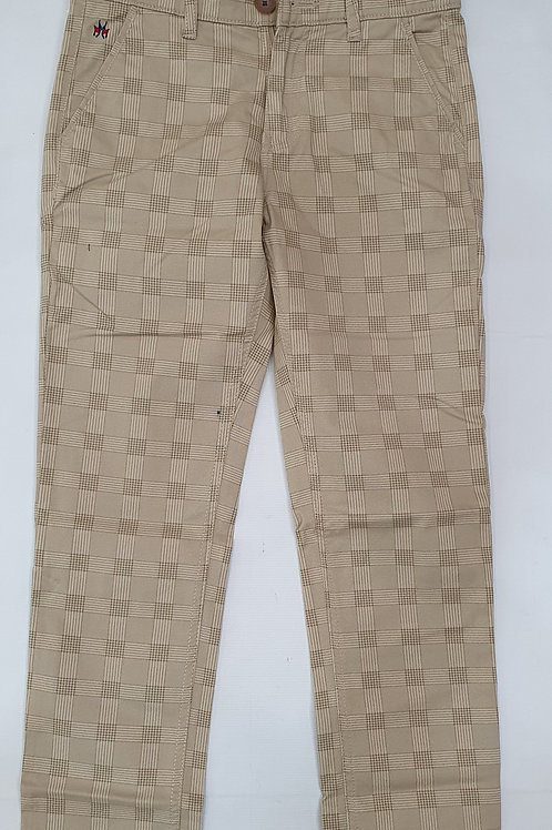 Boys Crimsoune Club cotton pants