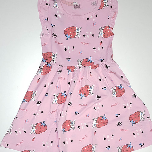 Girls One Piece Night Suit/ Home Dress