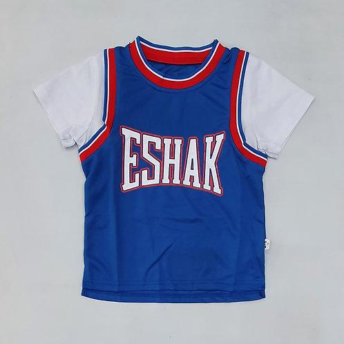 Boys T. Shirt (Basketball Jersey)