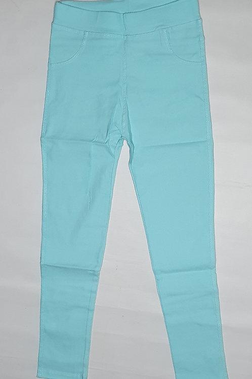 Girls Cotton Pants (Stretch)