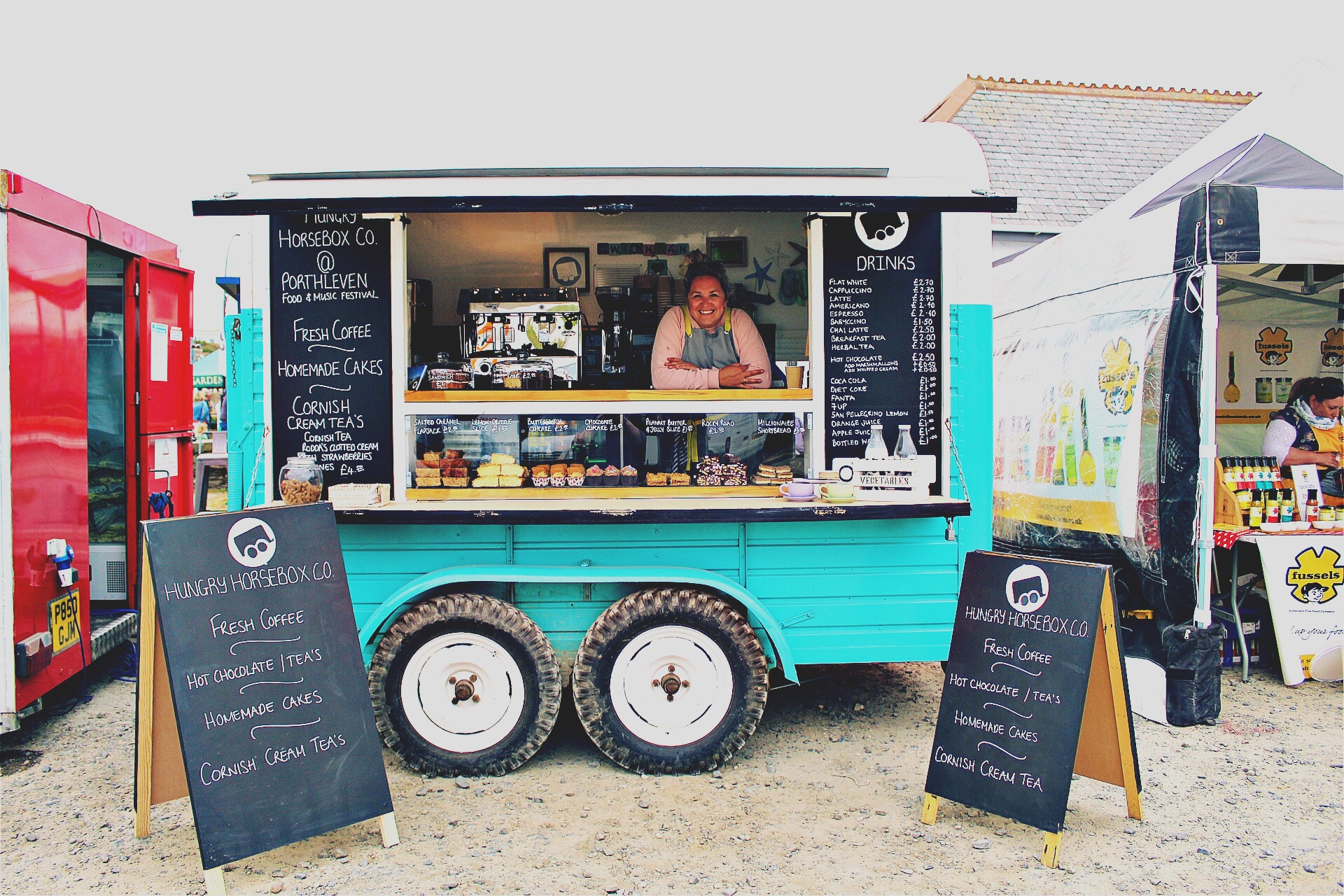 Hungry Horsebox | Porthleven