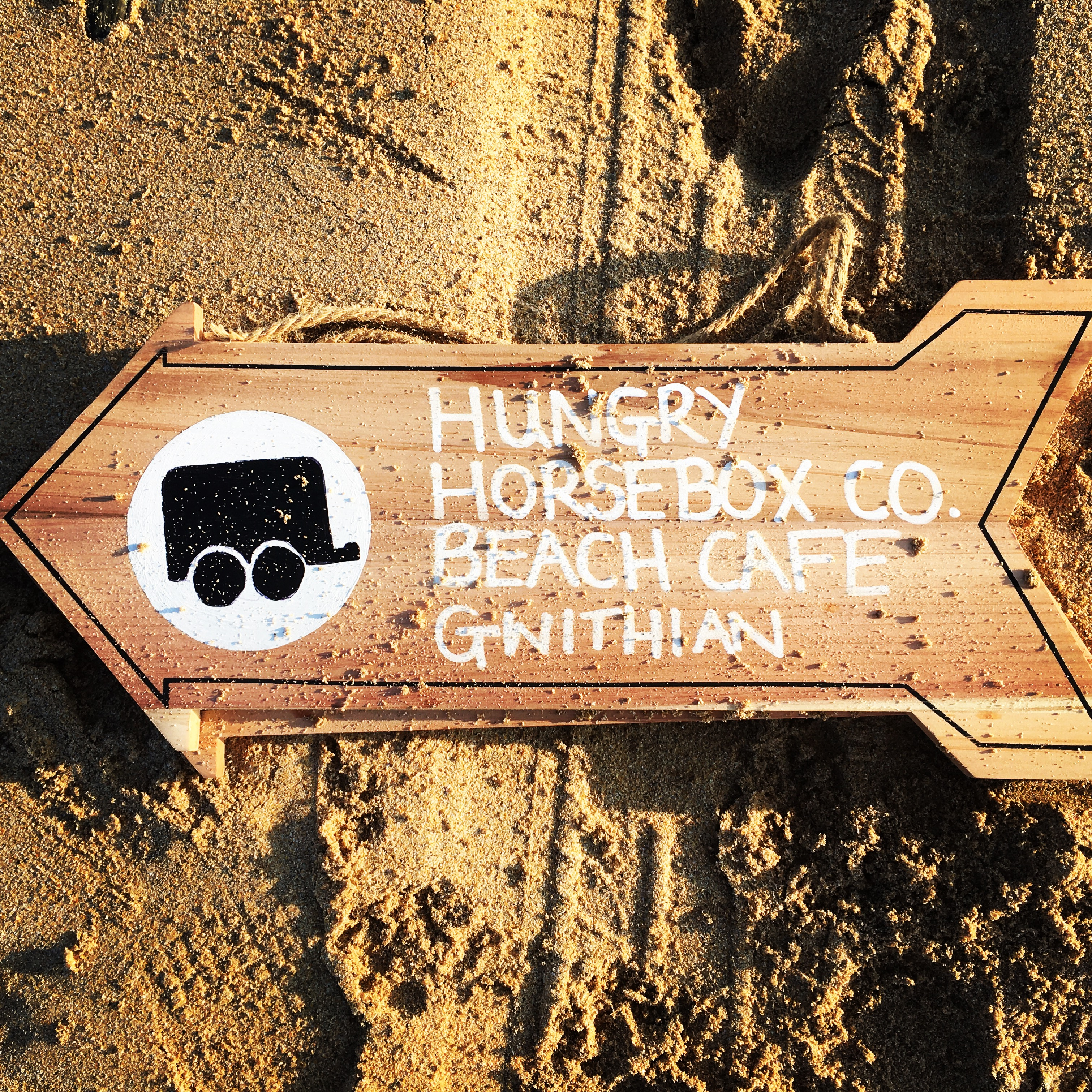 Hungry Horsebox | Gwithian