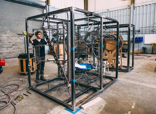 Franklin Institute Ball Machine Update: Part 2