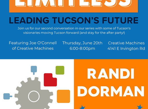Limitless: Leading Tucson's Future!
