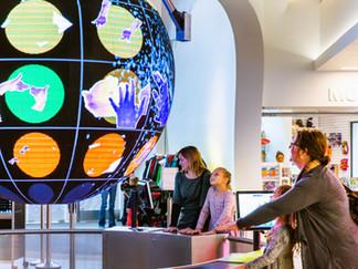 Handprint Globe
