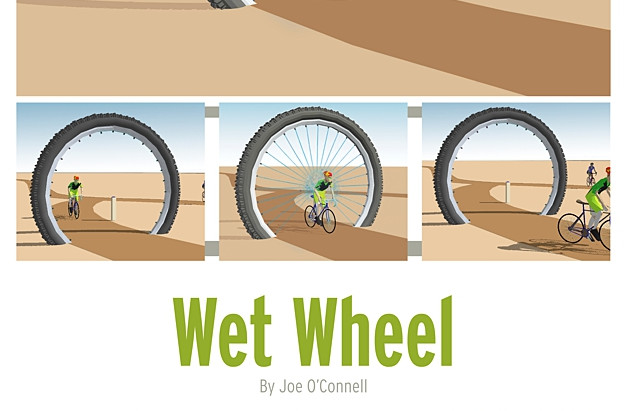 Wet Wheel Coming to Tucson, AZ