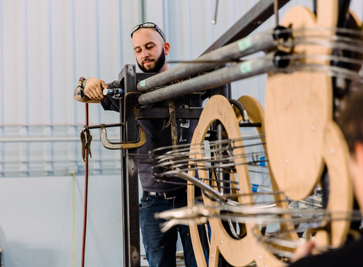 Perpetual Nephron Machine Fabrication Part 1