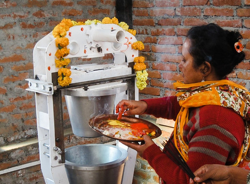 Our Portable Filter Presses in Nepal!