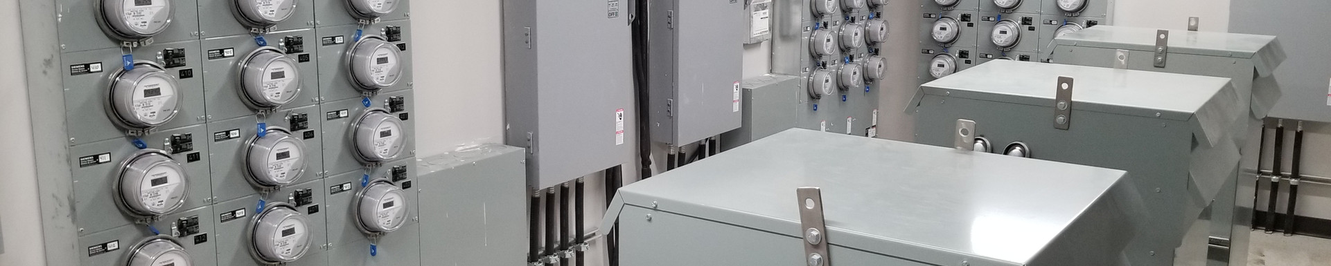 Commercial Electrical Meters