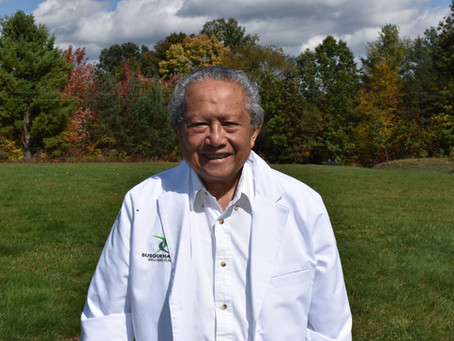 Let's Learn About Dr. Baltazar Corcino, M.D.!