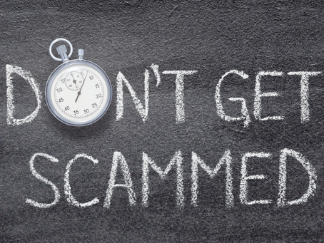COVID-19 Scams? Learn The Facts Today!