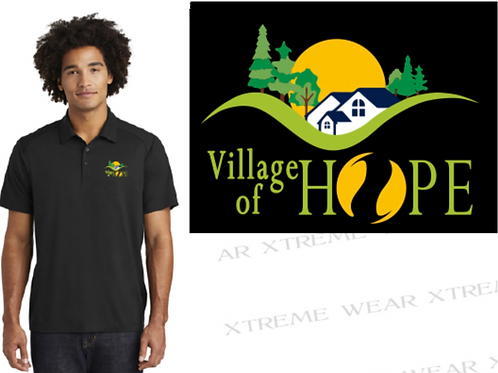 Village of Hope Polo Shirt