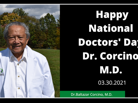 It's National Doctor's Day!