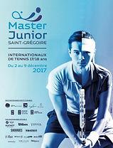 palmarès master junior itf 2017 tennis club grégorien saint-grégoire rennes bretagne