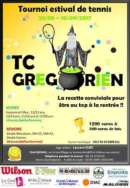 tournoi rentrée 2017 tennis club grégorien saint-grégoire rennes bretagne