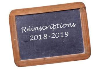 réinscriptions 2018 2019 tennis club grégorien saint-grégoire rennes bretagne