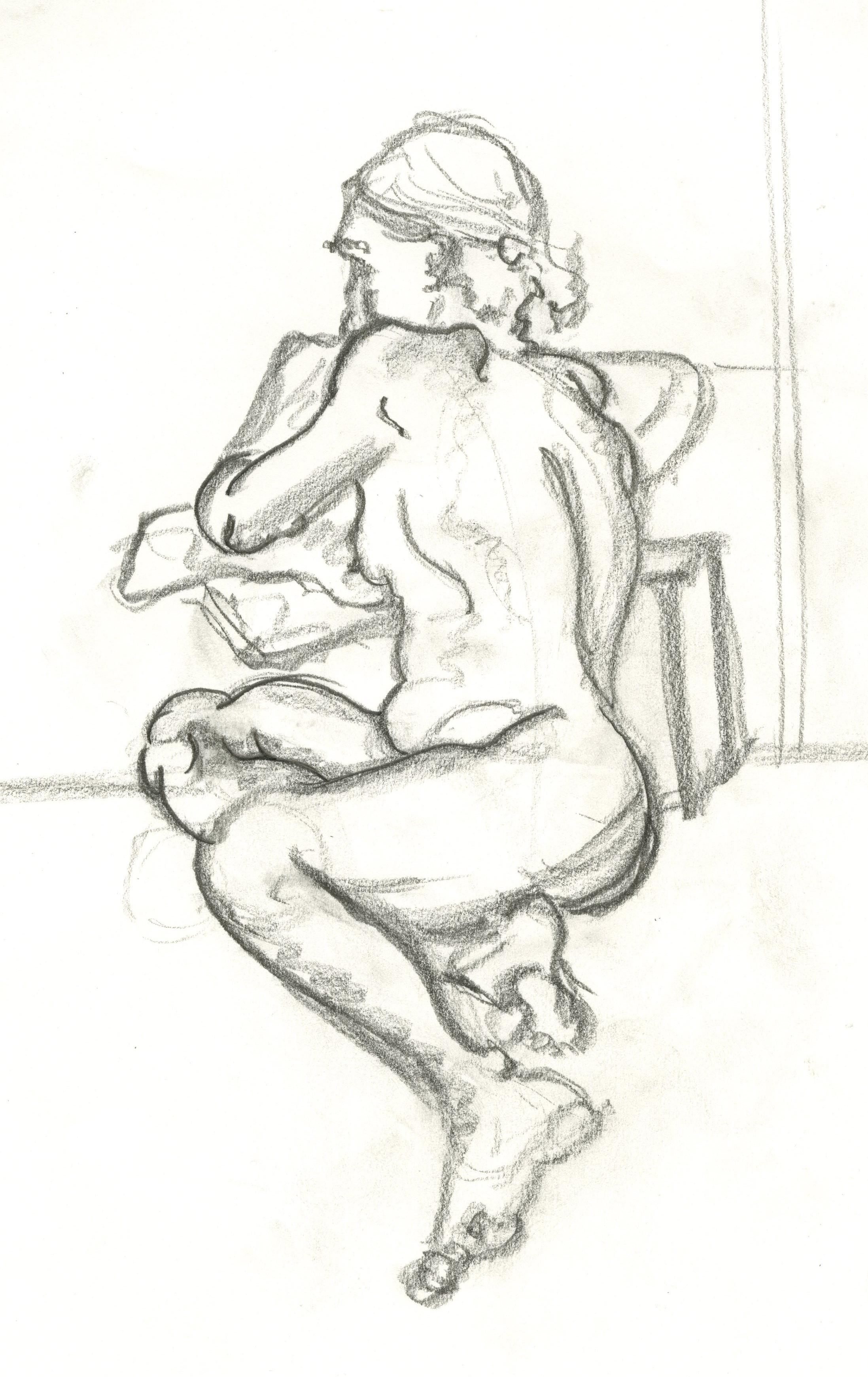 Life Drawing | mcgannimation