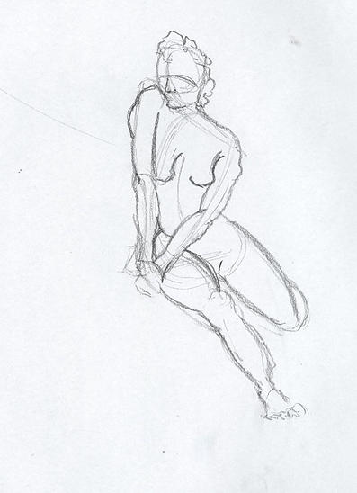 Life Drawing | mcgannimation