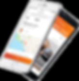 Mindbody-App für unterwegs