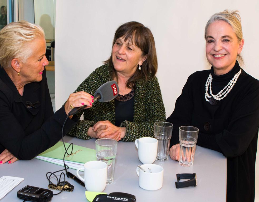 Autor/in: Cornelia Kazis, Moderation: Monika Schärer, Redaktion: Sabine Bitter