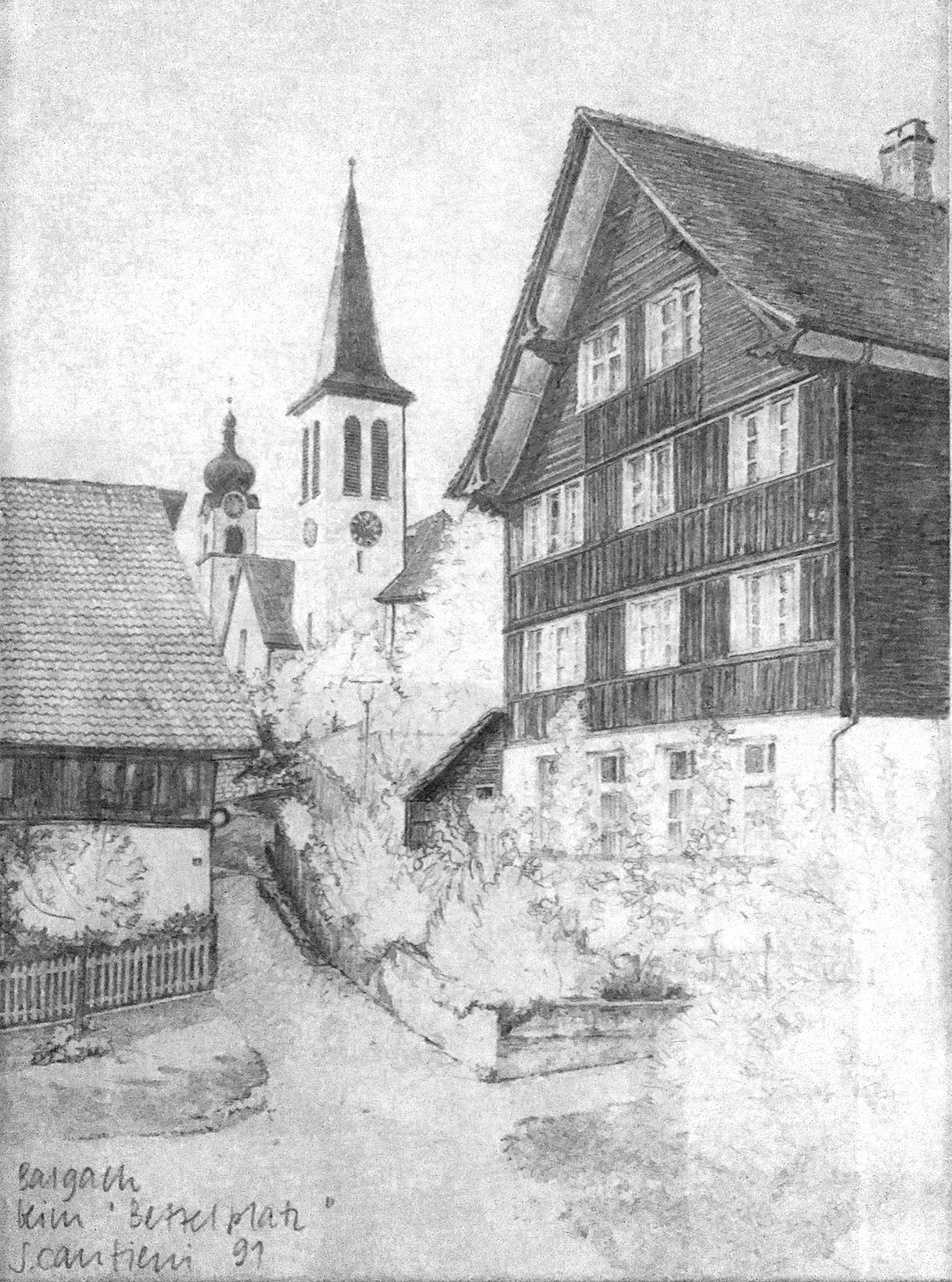 Bettelplatz