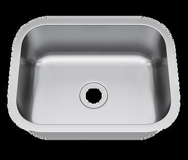 Asteria undermount stainless steel sink