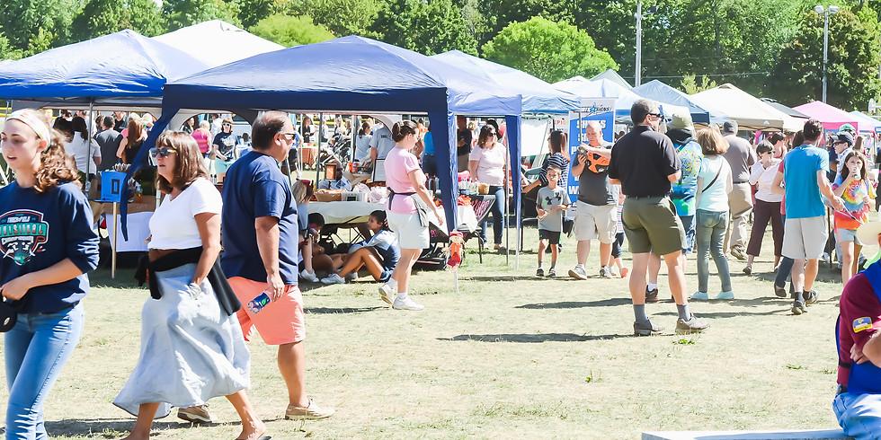 Fall Festival: Vendor Registration