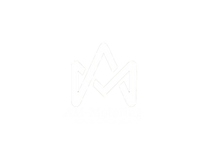 AM Motoring Logo no background (White).p