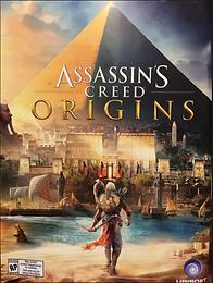 Dimitris Ilias sings in Assasin's Creed Origins