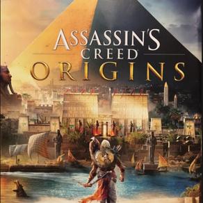 Dimitris Ilias sings in Assassin's Creed Origins