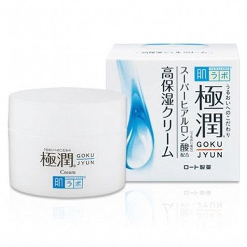 Hada Labo Gokujyun Hyaluronic Acid Hydrating Cream
