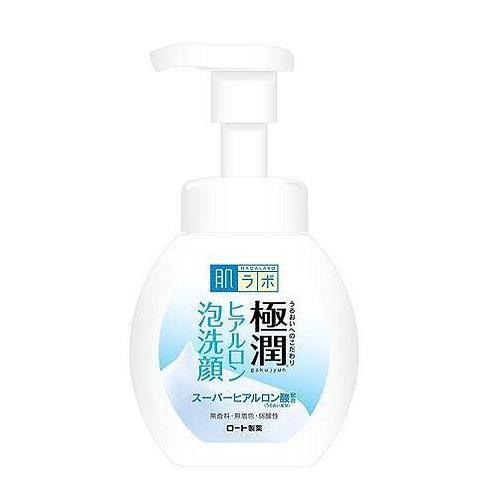Hada Labo Gokujyun Hyaluronic Acid Foaming Facial Wash