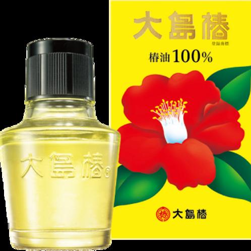 Oshima Tsubaki 100% Camellia Oil