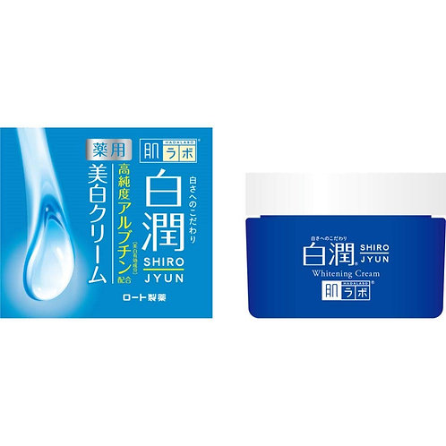 Hada Labo Shirojyun Whitening Cream