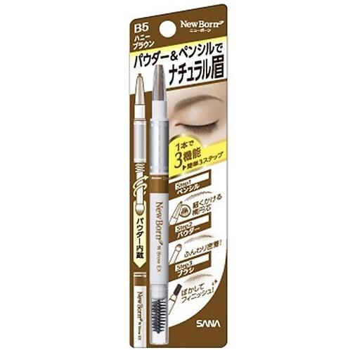 Sana New Born Brow EX Pencil